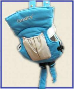 Geoby рюкзак-кенгуру BD02 Голубой 2850iti