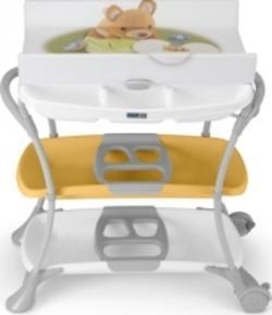 CAM пеленальный столик Nuvola Белый с бежевым C610008/C198
