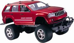 EZ-Tec машинка на радиоуправлении Jeep Grand Cherokee 20009
