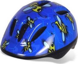 Bellelli детский шлем Taglia Size-S Синий (пчелка) HEL-63-02