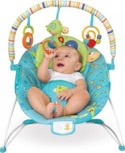 """Kids II крісло-гойдалка """"Маленька черепаха"""" 6954"""