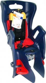 Bellelli дитяче заднє сидіння Little Duck Relax Красно-синий SAD-25-61