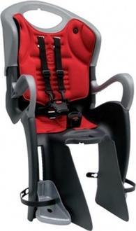 Bellelli детское заднее сидение Tiger Relax Красно-серый SAD-25-45