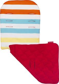 Maclaren вкладыш универсальный Broad Band Stripe Sunrise Multi/Scarlet ADN18172