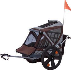 Bellelli тележка BELLELLI Trailer B-Taxi для детей Серо-коричневый CARR-01-03