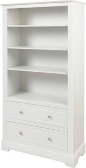 Bellamy шкаф книжный Marylou Белый BLM1001008