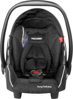 RECARO автокресло YOUNG PROFI Plus Black 5514.21207.66