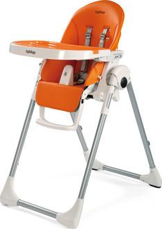 Peg-Perego стільчик для годування Prima Pappa Zero 3 Оранжевый IMPP030005BL38