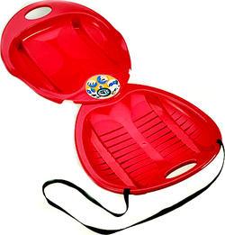 KHW Kunststoff льодянка-тарілка Snow Swing подвійна Красный 76231