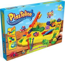 """Plastelino набор для лепки """"Художественная мастерская"""" Художественная мастерская NOR3257"""