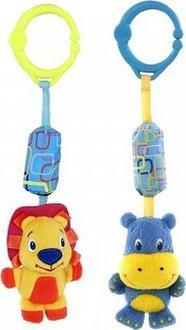 Kids II игрушка звонкие Подвесные звери Подвесные звери 8487