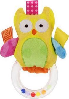 Kids II погремушка Разноцветные совята Разноцветные совята 25029