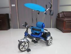 Lexus Trike велосипед трёхколёсный KR-01A с надувными колесами Синий KR-01AB