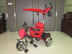 Lexus Trike велосипед трёхколёсный KR-01A с надувными колесами Красный KR-01AR