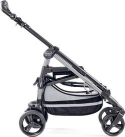 Peg Perego шасі до коляски Switch Easy Drive Черный с серым ICED0000NL31