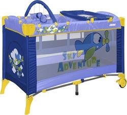 Bertoni манеж Just4kids Arena 2L Plus Just4kids Arena 2L Plus blue sky adventure 15626ber