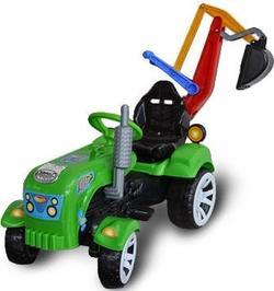 Alexis трактор с ковшом Babymix Alexis Babymix 16253ber