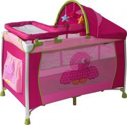 Bertoni манеж Lorelli Dreamer 2L Plus Lorelli Dreamer 2L Plus birds pink 15245ber