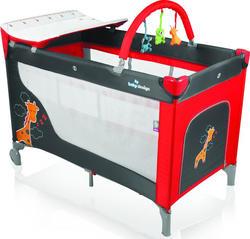 Baby Design манеж Dream Dream 02 Red 14892ber
