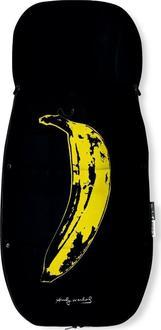 Bugaboo муфта для ніг Andy Warhol Banana Banana 800112AW01