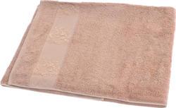 Maisonette полотенце махровое Bambu Бежевый Bambu 32998bt