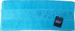 Maisonette полотенца махровые Ivy Бирюзовое 27109bt