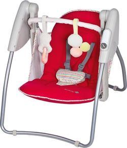 Safety 1st шезлонг Happy Swing Red Dot 28218820