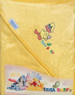 Tega полотенце Balbinka TG-071 100x100 Yellow 16893ber