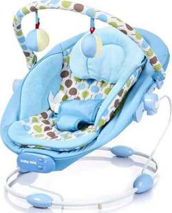 Alexis шезлонг Babymix BR245  blue 17334ber