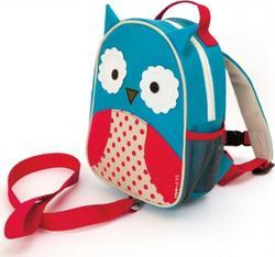 Skip Hop рюкзак с поводком Совёнок 212204cs