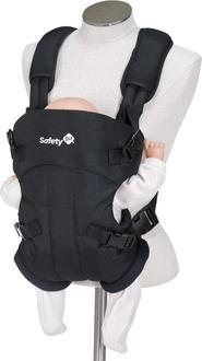 Safety 1st рюкзак-переноска Mimoso Full Black 26007640