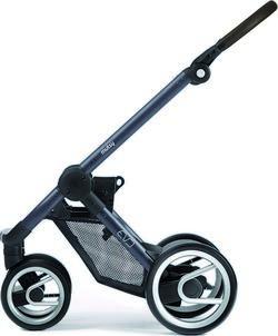 Mutsy шасі для коляски Evo Farmer Graphite EVO18FADG