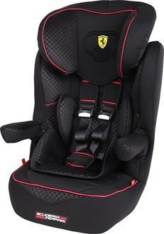 Nania автокресло I-Max SP Isofix Ferrari Black 965854