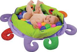 K's Kids басейн з кульками Восьминіг Осьминог 10683et