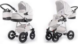 Tako универсальная коляска Baby Heaven Exclusive New 2, белый 10039zm