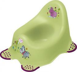 Кeeeper дитячий горщик Hippo, зеленый 8648G