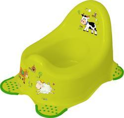 Кeeeper дитячий горщик Funny Farm, зеленый 8722.274
