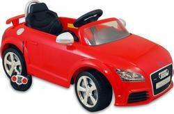 Alexis электромобиль Babymix Audi TT Z676AR red 18017ber