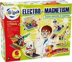 Gigo конструктор Электромагнетизм Электромагнетизм 7344afk