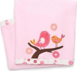 Skip Hop плюшевое детское одеяло Птички 276612cs