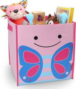 Skip Hop корзина для игрушек Бабочка 292106cs