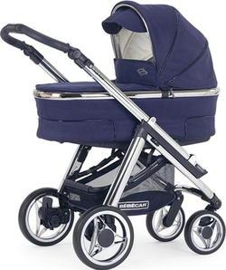 Bebecar универсальная коляска HIPHOP mini с сумкой LM436 733568CRM436ep+653797XXX436ep