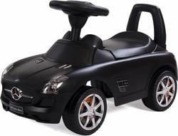 Alexis машинка-каталка Babymix Z-332P Mercedes black 18034ber