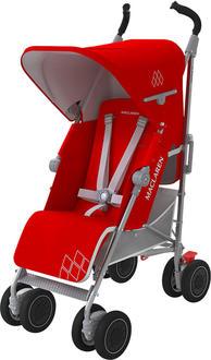 Maclaren коляска-трость Techno XT 2016 New Cardinal/Silver WM1Y070072