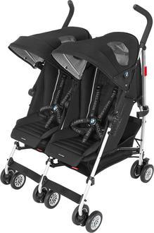 Maclaren коляска-трость Twin BMW Black WM1Y125002