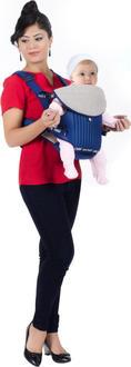 Sevi bebe рюкзак кенгуру синий 8692241578701