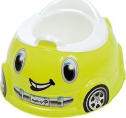 Safety 1st горщик Fast & Finished Potty желтый 32110143