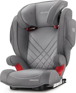 Recaro автокресло Monza Nova 2 Seatfix Aluminium Grey 6151.21503.66