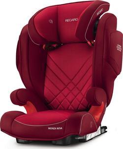 Recaro автокресло Monza Nova 2 Seatfix Indy Red 6151.21505.66