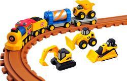Toy State железная дорога CAT свет/звук CAT свет/звук 80408